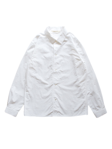 BOX SHIRT (White) - Men`s