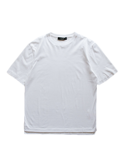 semoh Albini Cotton T-Shirt (White)
