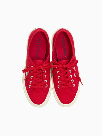 SUPERGA Canvas(RED)