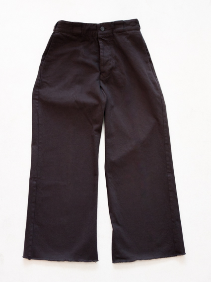 THE HINOKI Boots Cut Pants (D.Gray)