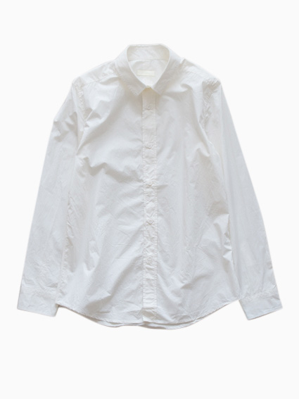niuhans Organic Cotton Typewriter Shirt(White)