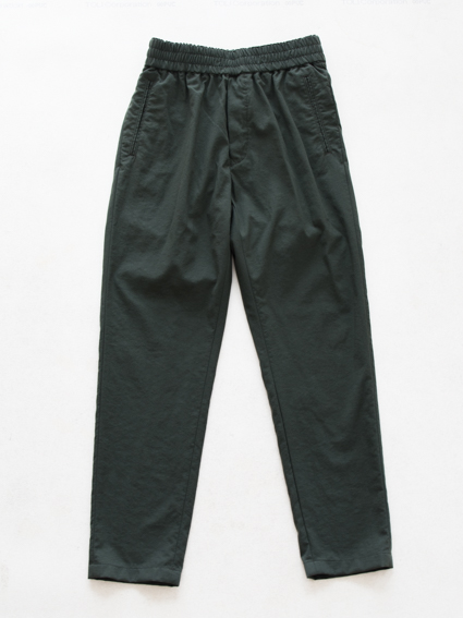 Honor gathering Nylon Oxford Pants (german green)