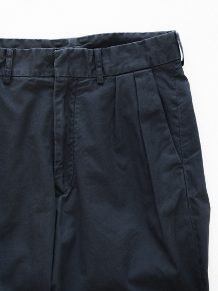 Honor gathering Used Finished Cotton Pants (black)