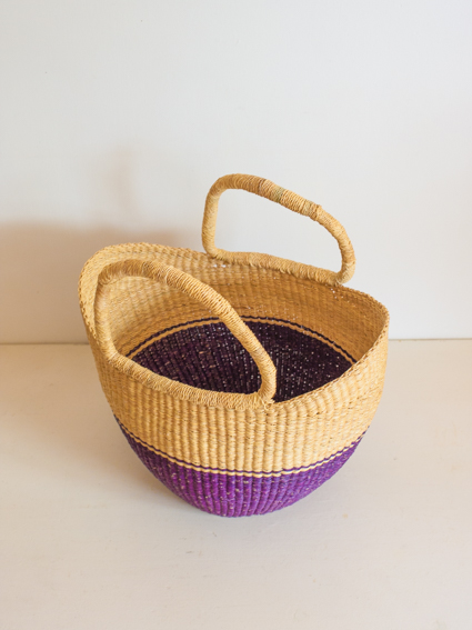 Bag/Purple(Africa/Burkina Faso)