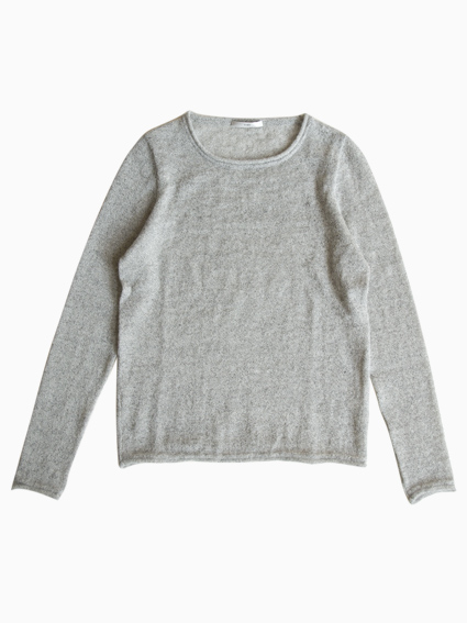 TARV MohairSilk Crew neck (L.gray)