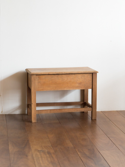 Mini Box Stool (England)