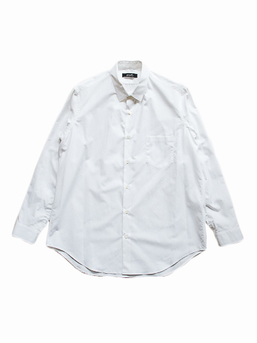 semoh Gather Shirts (White)