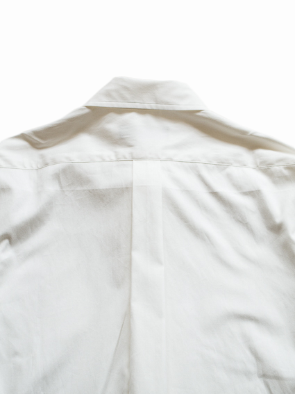 semoh Round Collar Shirts (White)