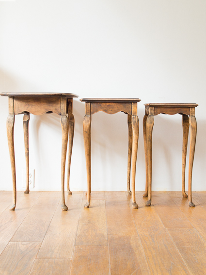 Nest Table  (England 1940`s)