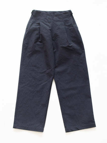 THE HINOKI Easy Pants (Black)