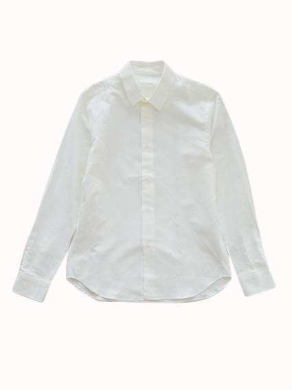 niuhans Double Parachute Cloth Shirt(White)