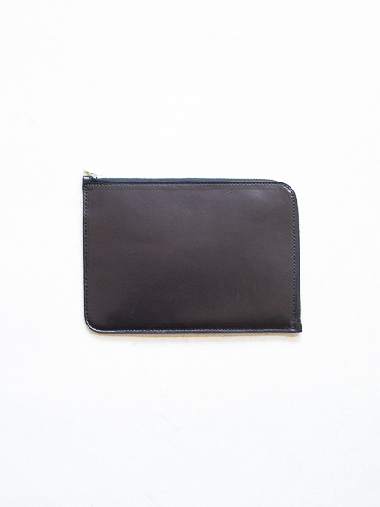Calf Leather / A5 (Black)