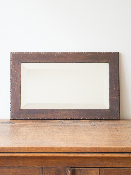Oak Mirror (England 1920`s)