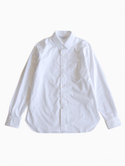 OH WELL Grosgrain Broad Shirt (WH/WH)