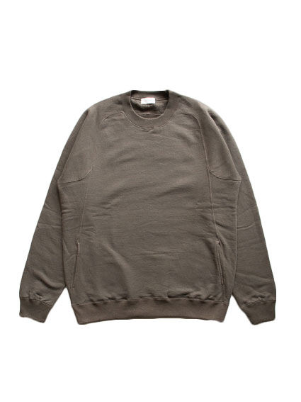 Organic Cotton Sweat Shirt (Forest)