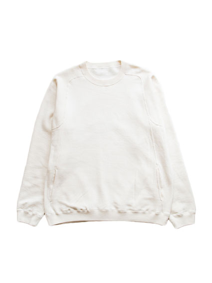 Organic Cotton Sweat Shirt (Natural)