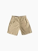 Honor gathering half pants(beige)