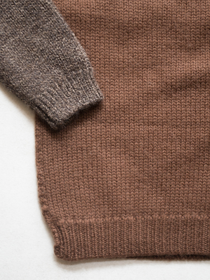 semoh Wool Knit (Brown)
