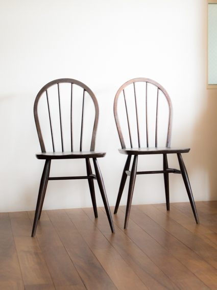 Ercol Hoop Back Chair (England)