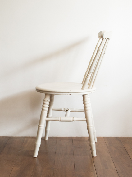 Dining Chair White (England)