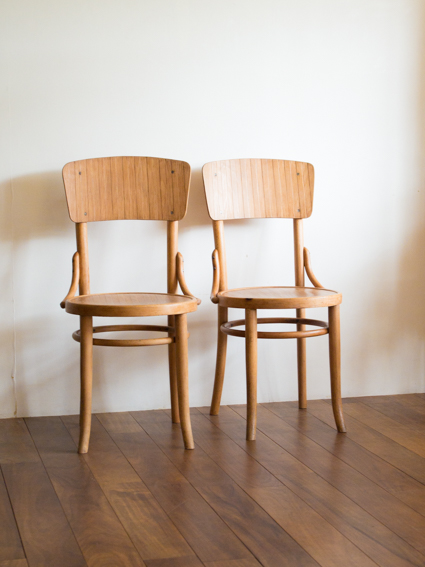Bent Wood Chair (England)