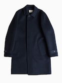 niuhans Double Face Coat (Navy)