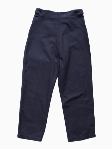 THE HINOKI Frannel Tapered Pants (Navy)