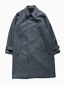 semoh Wool Cashmere Coat (GREY)
