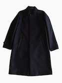 semoh Wool Cashmere Coat for Mens (Black)