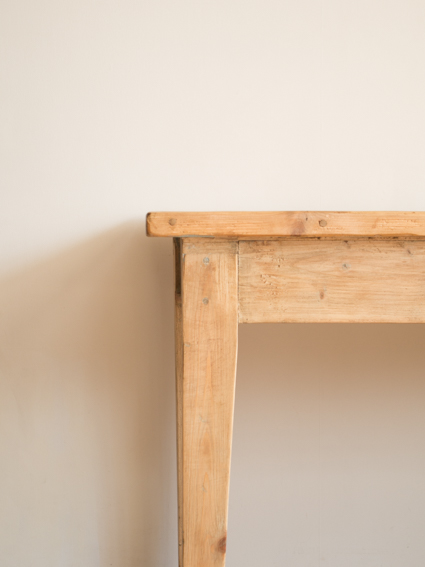 Pine Table (England)