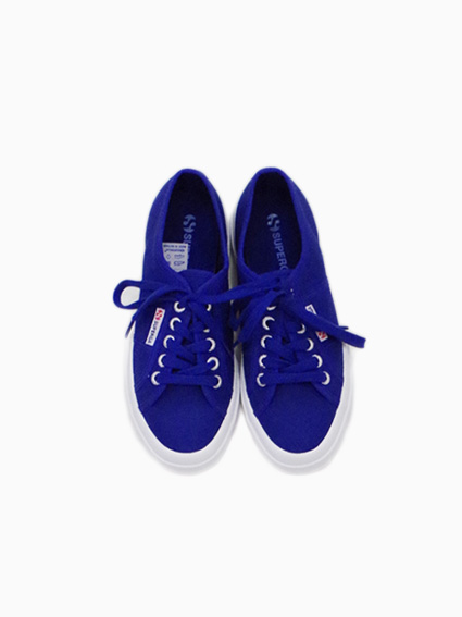 SUPERGA Canvas(INTENSE BLUE)
